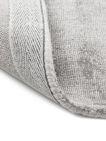 Tappeto in viscosa Jane Diamond, Retro: 100% cotone, Grigio chiaro-beige, Larg.160 x Lung. 230 cm  (taglia M)