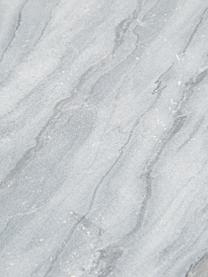 Marmor-Wandregal Porter, Regalboden: Marmor, Grau, 60 x 16 cm