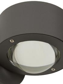 Petite applique LED noire Ono, Noir