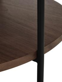 Table basse en bois avec rangement Renee, Brun