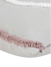 Set 2 federe arredo con motivo astratto Pablo, 100% cotone, Fronte: multicolore Retro: bianco, Larg. 45 x Lung. 45 cm