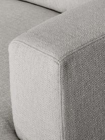 Sofá rinconero grande Tribeca, Tapizado: poliéster Alta resistenci, Estructura: madera de pino maciza, Patas: madera de haya maciza pin, Tejido beige gris, An 315 x F 228 cm