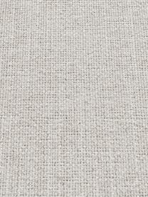 Canapé d'angle beige Moby, Tissu beige