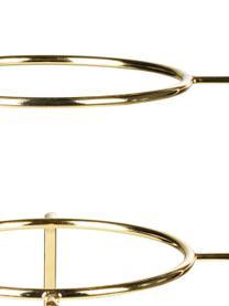 Alzatina dorata Oco, Metallo rivestito, Dorato, Ø 21 x Alt. 37 cm