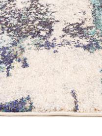 Dywan Celestial, Kość słoniowa, odcienie niebieskiego, S 160 x D 220 cm (Rozmiar M)