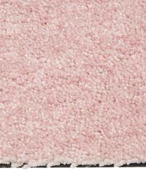 Paillasson en polyamide lavable Chantal, Rose