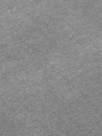 Sillas de terciopelo Jasper, 2uds., Tapizado: terciopelo (tapizado de p, Patas: metal con pintura en polv, Gris, negro, dorado, An 49 x F 57 cm