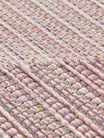 Tappeto da interno-esterno Sevres, 100% polipropilene, Tonalità rosa, tonalità beige, Larg. 200 x Lung. 290 cm (taglia L)