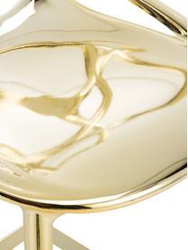 Design Thekenstuhl Masters in Gold, Polypropylen, Goldfarben, 49 x 99 cm