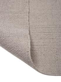 Tappeto in cotone Agneta, 100% cotone, Grigio, Larg. 200 x Lung. 300 cm (taglia L)