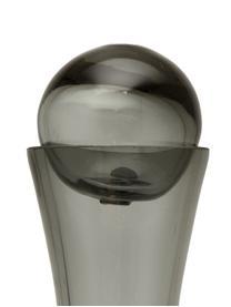 Caraffa grigia trasparente Houston, 1 L, Vetro, Trasparente, 1 L