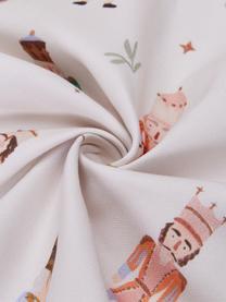 Housse de coussin 45x45 réversible Nutcracker par Candice Gray, 2élém., Multicolore