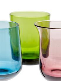 Set 6 bicchierini in vetro soffiato Desigual, Vetro soffiato, Multicolore, Ø 6 x Alt. 6 cm