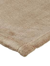 Kuscheldecke Doudou in Taupe, 100% Polyester, Taupe, 130 x 160 cm