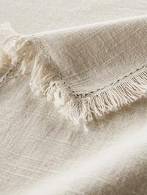 Bavlnený obrus so strapcami Henley, Béžová