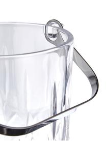 Secchiello per ghiaccio Harvey, set di 2, Vetro, Trasparente, Ø 13 x Alt. 14 cm