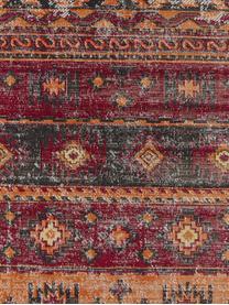 In- & Outdoor-Teppich Tilas Istanbul in Dunkelrot, Orient Style, 100% Polypropylen, Dunkelrot, Senfgelb, Khaki, B 160 x L 230 cm (Größe M)