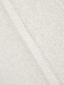 Divano angolare componibile in tessuto beige Lennon, Rivestimento: poliestere 35.000 cicli d, Struttura: pino massiccio compensato, Piedini: materiale sintetico, Tessuto beige, Larg. 238 x Prof. 180 cm