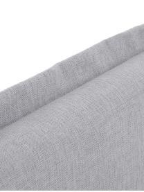 Premium Boxspringbett Violet, Matratze: 7-Zonen-Taschenfederkern , Füße: Massives Buchenholz, lack, Grau, 160 x 200 cm