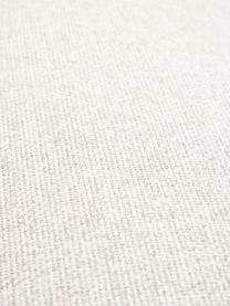 Modulo centrale in tessuto beige Lennon, Rivestimento: 100% poliestere Con 115.0, Struttura: legno di pino massiccio, , Piedini: plastica I piedini si tro, Tessuto beige, Larg. 89 x Prof. 119 cm