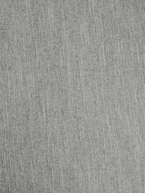 Divano 2 posti in tessuto grigio Melva, Rivestimento: poliestere Il rivestiment, Struttura: legno di pino massiccio, , Piedini: legno di pino I piedini s, Tessuto grigio, Larg. 200 x Prof. 101 cm