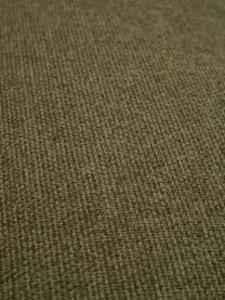 Middelste module Lennon in groen, Bekleding: 100% polyester De slijtva, Frame: massief grenenhout, multi, Poten: kunststof De poten bevind, Geweven stof groen, 89 x 119 cm