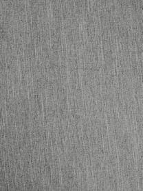 Divano angolare 4 posti in tessuto grigio Melva, Rivestimento: poliestere Con 35.000 cic, Struttura: legno di pino massiccio, , Piedini: legno di pino, Tessuto grigio, Larg. 319 x Prof. 144 cm