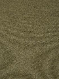 Canapé méridienne modulable vert Lennon, Tissu vert