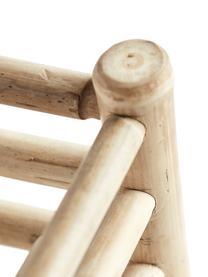 Étagère bambou Bamra, Brun clair