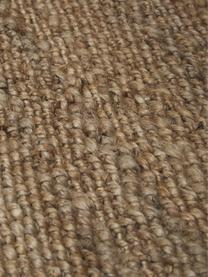 Ręcznie wykonany dywan z juty z frędzlami Cadiz, 100% juta, Juta, S 160 x D 230 cm (Rozmiar M)