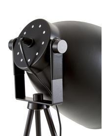 Lampka do czytania industrial Studio, Czarny, matowy, S 58 x W 130 cm