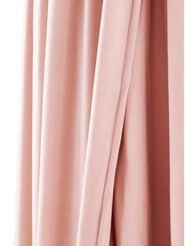 Betthimmel Savannah, Polyester, Rosa, Ø 55 x 240 cm