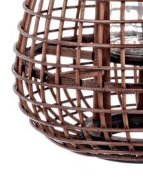 Świecznik Mombasa, Rattan, Ø 33 x W 40 cm