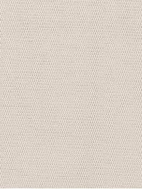 Ohrensessel Robin in Beige im Skandi Design, Bezug: 90% Polyester, 10% Polyam, Füße: Holz, klarlackiert, Webstoff Beige, B 77 x T 85 cm