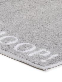 Ręcznik 30x50 Classic Doubleface, 3 szt., Srebrnoszary, biały, S 30 x D 50 cm