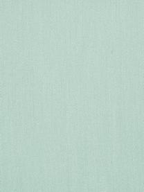 Baumwollsatin-Kissenbezüge Comfort in Salbeigrün, 2 Stück, Webart: Satin Fadendichte 250 TC,, Salbeigrün, 40 x 80 cm