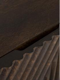Aparador de madera maciza Louis, Madera de mango maciza pintada, Madera de mango, pintado, An 177 x Al 75 cm