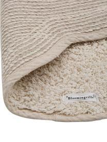 Koberec z organické bavlny Cloud, Béžová