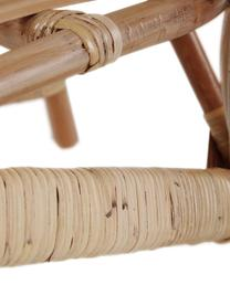 Krzesło z rattanu Alona, Rattan, Jasny brązowy, S 62 x W 82 cm