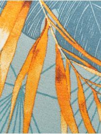 Nakładka na ławkę Dotan, Tapicerka: 50% bawełna, 45% polieste, Jasny niebieski, niebieski, pomarańczowy, S 48 x D 120 cm