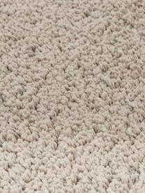Flauschiger Hochflor-Teppich Leighton in Beige, Flor: 100% Polyester (Mikrofase, Beige-Braun, B 200 x L 300 cm (Grösse L)