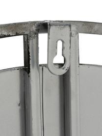 Orologio da parete Hudson, Metallo rivestito, Grigio con finitura antica, Ø 60 cm