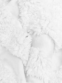 Kissenhülle Kara mit getuftetem Muster, 100% Baumwolle, Weiß, 50 x 50 cm