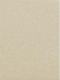 Canapé d'angle convertible beige Fandy, Tissu beige