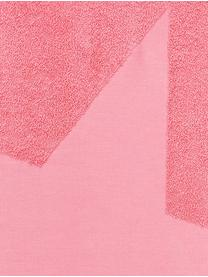 Ręcznik plażowy Capri, Blady różowy, S 90 x D 160 cm