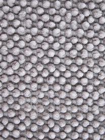 Kissenhülle Indi mit strukturierter Oberfläche in Grau, 100% Baumwolle, Hellgrau, 45 x 45 cm