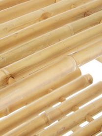 Regał z drewna bambusowego Bamra, Drewno bambusowe, Jasny brązowy, S 50 x W 160 cm