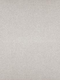 Divano 2 posti in tessuto beige Fluente, Rivestimento: 80% poliestere, 20% ramiè, Struttura: legno di pino massiccio, Piedini: metallo verniciato a polv, Tessuto beige, Larg. 166 x Prof. 85 cm