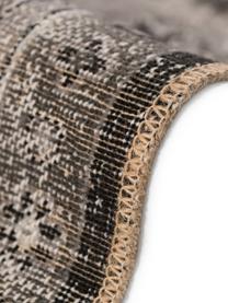 Dywan wewnętrzny/zewnętrzny vintage Tilas Antalya, Odcienie szarego, taupe, S 200 x D 290 cm (Rozmiar L)