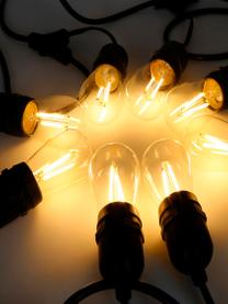 LED-Lichterkette Joy, L 1000 cm, Schwarz, L 1000 cm
